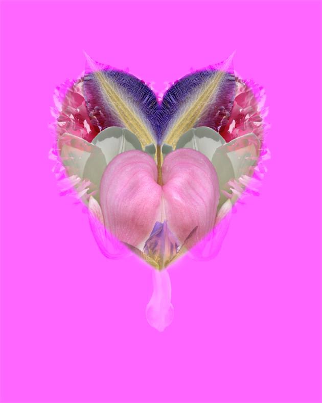 bouquet-heart